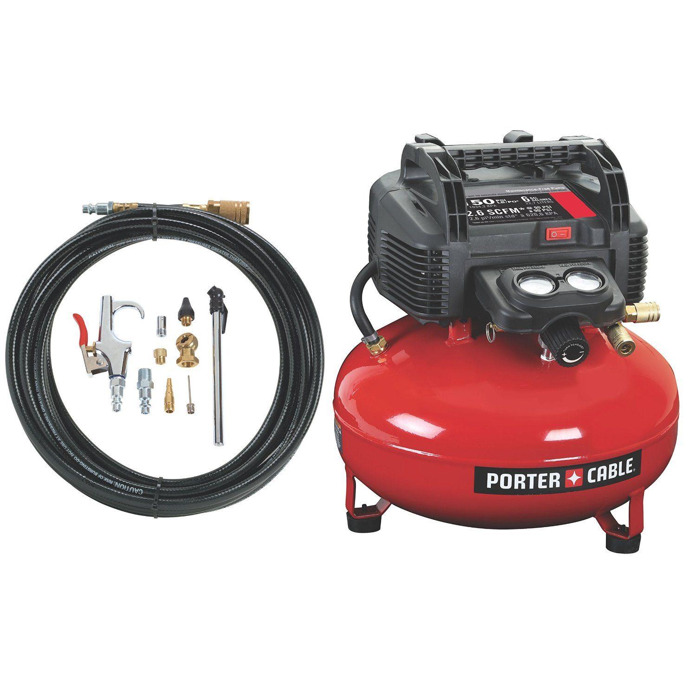 Sharper image home air compressor inflator