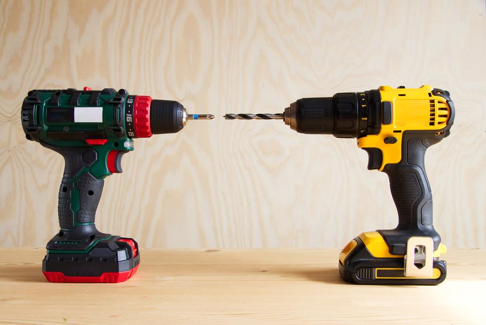 What Is The Difference Between A Hammer Drill And A Rotary Drill